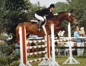 M-Springen mit Franco, Kiel-Landgraben 1993