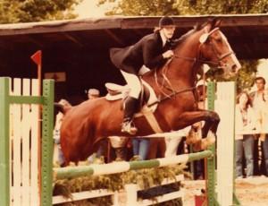 Kronprinz, A-Springen 1981